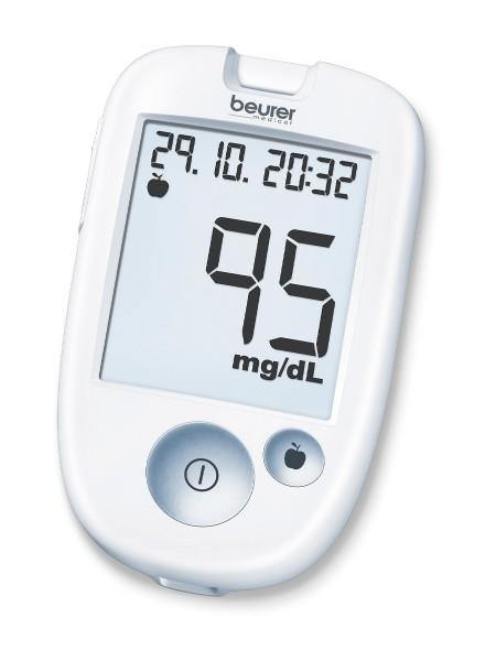 beurer GL 43 mg/dl Blutzucker-Messgerät 30-333