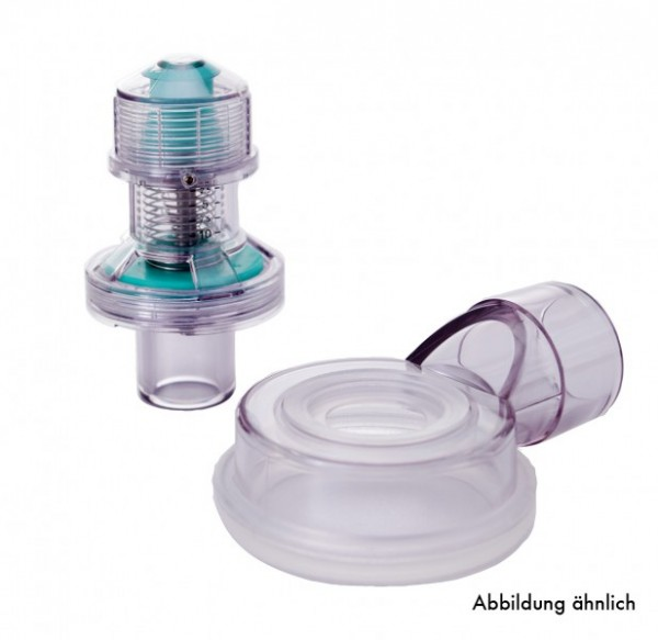 Peep-Ventil für VBM PVC/Silicon Beamtmungsbeutel