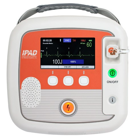 """i-PAD CU-SP2 AED """"Meister"""" 79-666"""