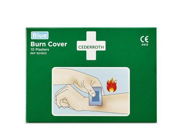 Cederroth Burn Cover Brandwundpflaster 46-730