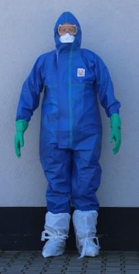 Infektionsschutzset III Typ Rettung 19741