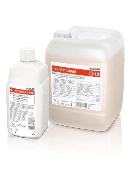 Ecolab Incidin Liquid Flächendesinfektion