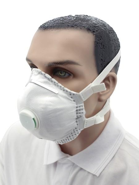 Atemschutzmaske FFP2 NR ohne Ventil TP-046