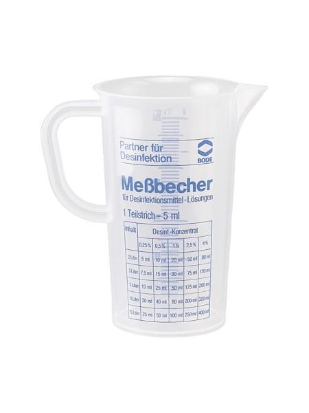 Messbecher, Bode, 250ml 64-211