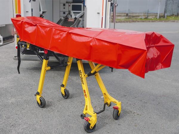 Krankenfahrtragenabdeckung Typ Rettung 08-3020