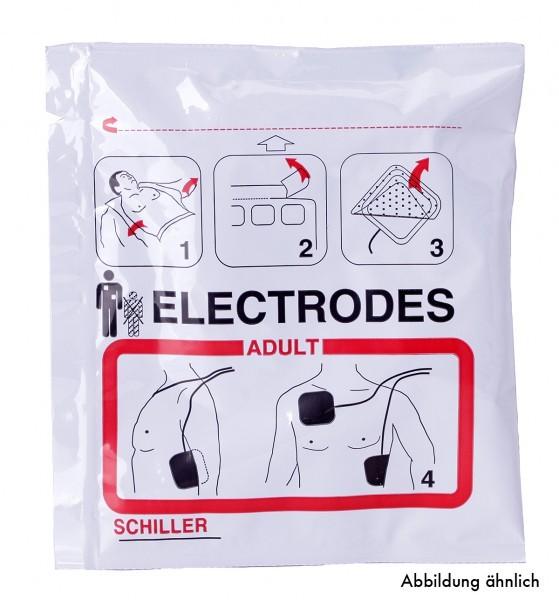 Defi Elektrode (pädiatrisch), Schiller