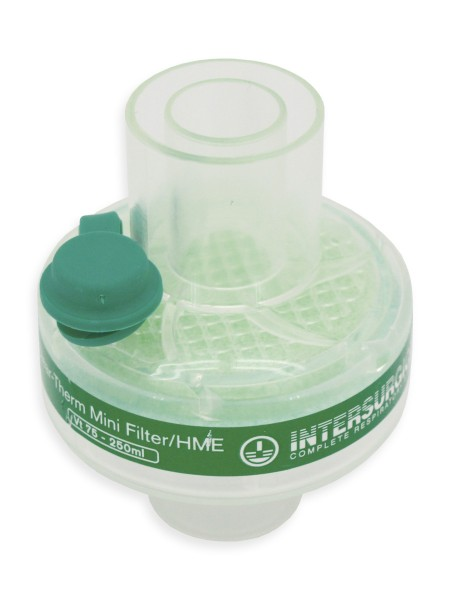 Intersurgical Clear Therm Mini Kinder Beatmungsfilter 06-33