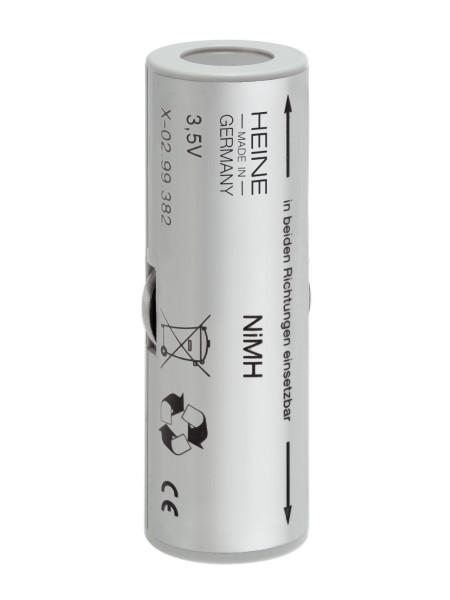 Laryngoskop, Heine Ladebatterie NIMH 3,5 V