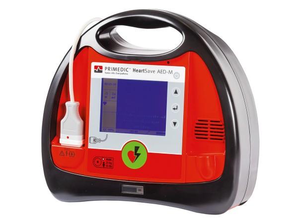 HeartSave AED-M mit 6 Jahres-Batterie (Lithium) 79-744