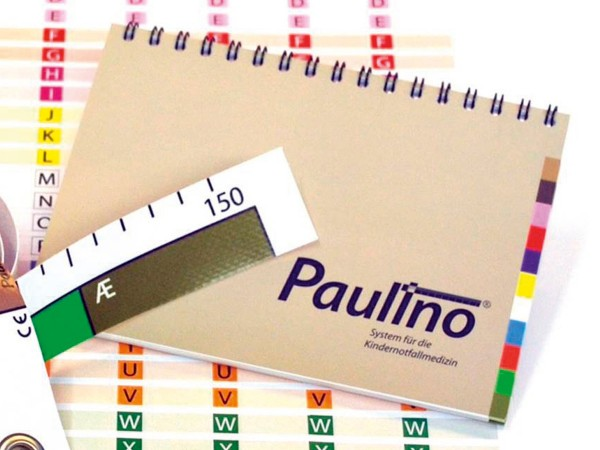 Paulino Kindernotfallband 333-421