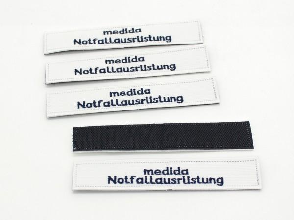 medida Namensband 2-zeilig 90-142