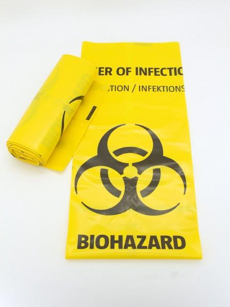 Entsorgungsbeutel für biologische gefährliche Stoffe 64-181