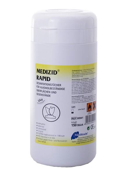 Medizid Rapid Flächendesinfektion