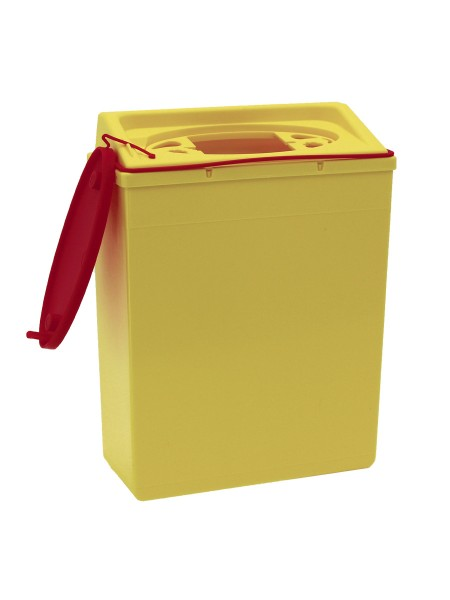 Kontamed-Box Kanülenabwurfbehälter 11-76-1