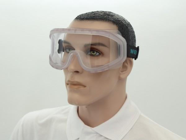 Vollsicht Schutzbrille