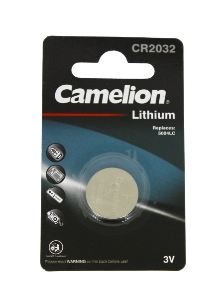 Batterie / Knopfzelle CR2032 79-208