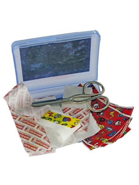 Kinderpflaster-Box 48-25
