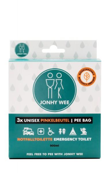 Jonhy Wee Pinkelbeutel Unisex