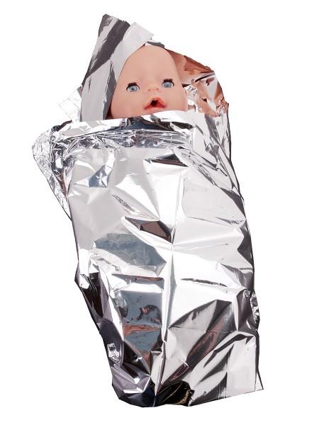 Söhngen Silber Rettungsdecke 01-306