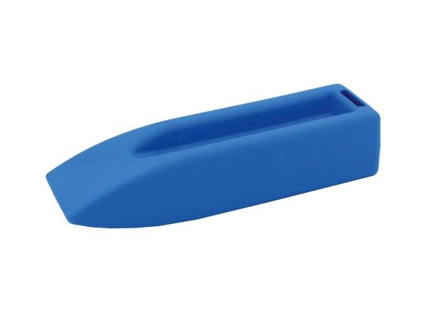 Beißkeil, blau
