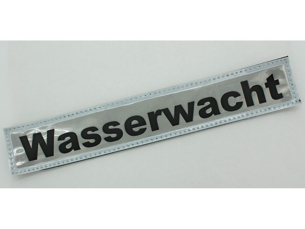 """Rückenschild """"Wasserwacht"""", klein SM-015"""