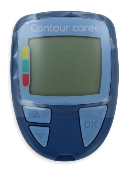 Contour Care mg/dl Blutzuckermessgerät-Set 30-620