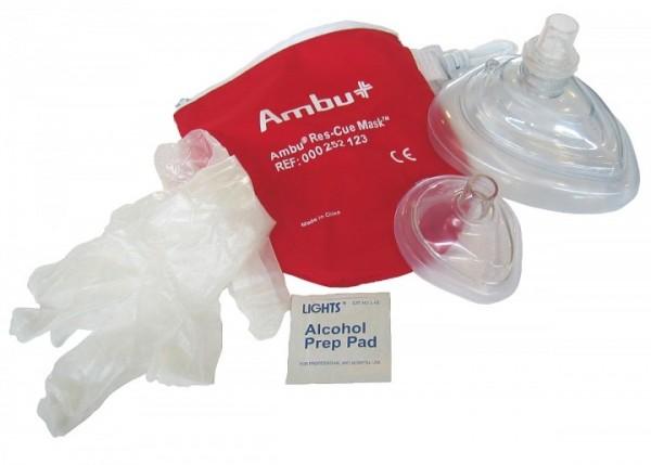 Ambu ® Taschenmasken-Set