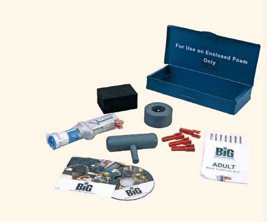 B.I.G. Bone Injection Gun Training-Kit