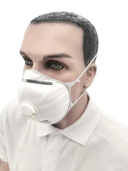 Atemschutzmaske FFP3 mit Ventil TP-807