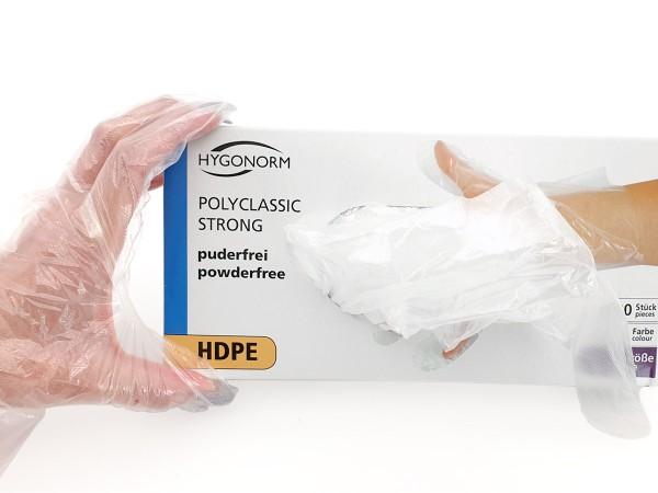 "HDPE-Handschuhe ""Polyclassic Strong"""