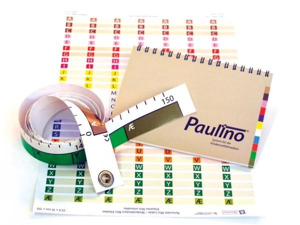 Paulino Kindernotfallband, Komplettset 333-420