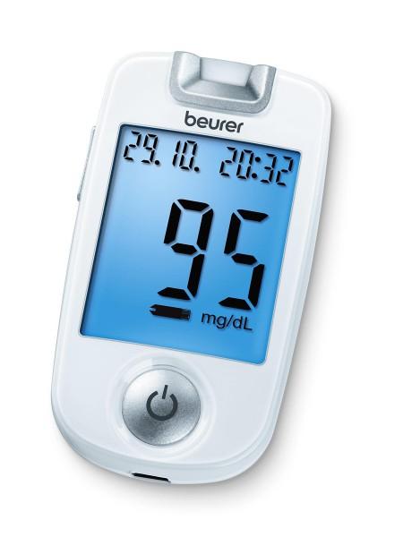 beurer GL 40 mg/dl Blutzucker-Messgerät 30-321
