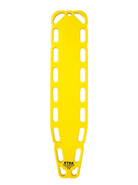 Spine Board LSP XTRA, Backboard, gelb, ohne Pins