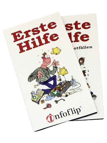 """Infoflip """"Erste Hilfe"""" Erwachsene 333-350"""