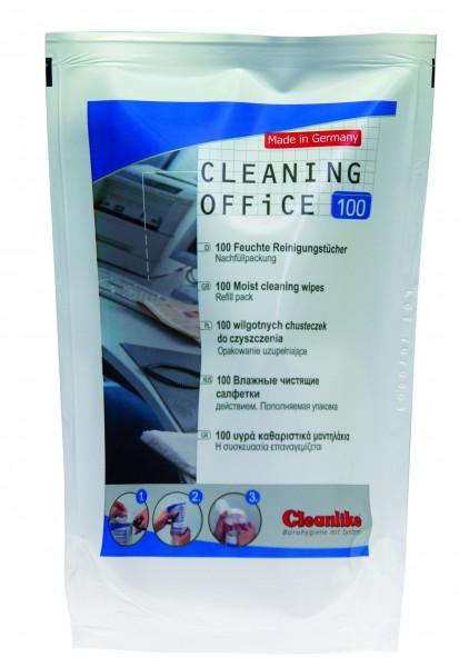 CLEANING OFFICE Reinigungstücher Nachfüllpackung