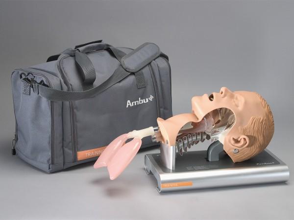 Ambu Intubationstrainer im Transportkoffer