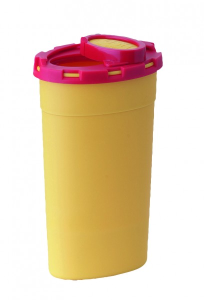 Multi-Safe Kanülenabwurfbehälter
