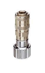 Sauerstoff Adapter Verschlusskupplung