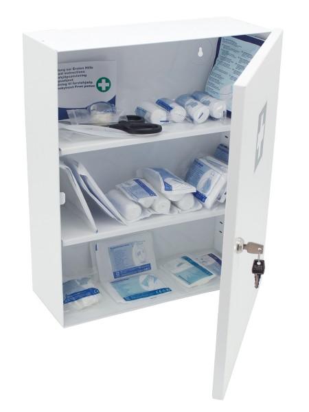 medida safe II Verbandschrank mit Füllung