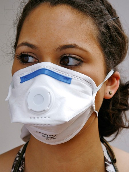 Atemschutzmaske FFP2 mit Ventil 73-345