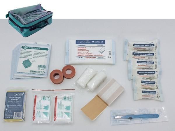 Verbandmittel-Set mit  modul M, grün S17718