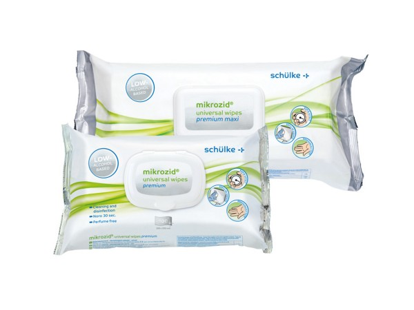 Mikrozid universal wipes