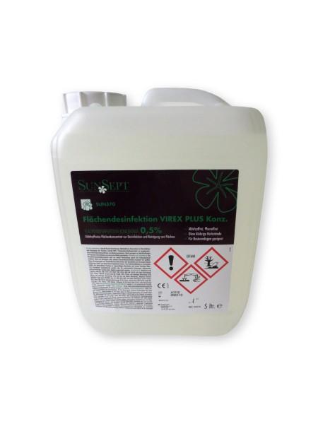 SunSept Virex Plus Konzentrat SD 400 Flächendesinfektionsmittel 66-151