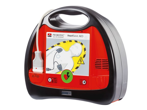 HeartSave AED mit Batterie 79-742