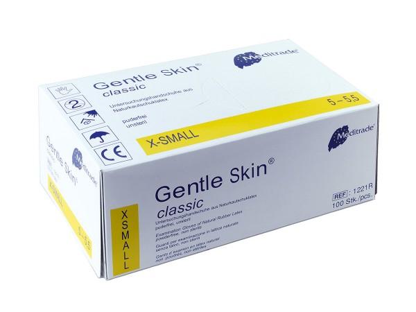 Gentle-Skin Classic Einmalhandschuhe 10-8-Größe
