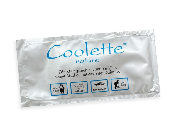 Coolike Coolette nature Erfrischungstuch 68-230