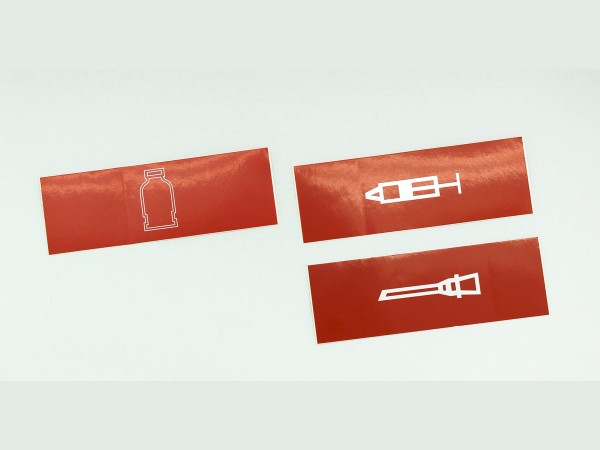 Symbol-Aufkleber, 60404