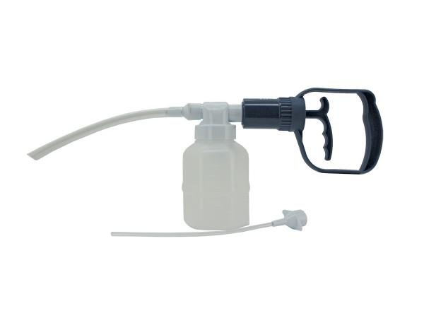 Einmal-Handabsaugpumpe