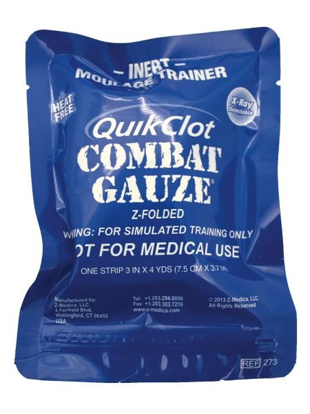 QuikClot Gauze Moulage Trainer 40-162