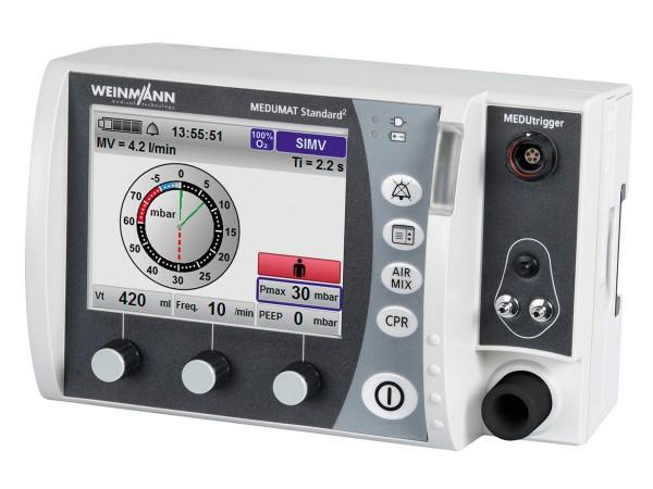 WEINMANN MEDUMAT Standard² Beatmungsgerät WM29300-0000